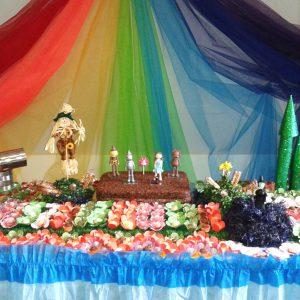 Fiesta El mago de Oz – Tutorial DIY