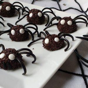 Ideas para postres y dulces terroríficos para Samaín o Halloween