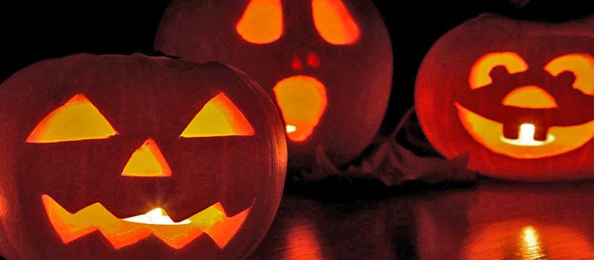 Inspiraciones para decorar calabazas para sama n o halloween - Calabazas halloween originales para ninos ...