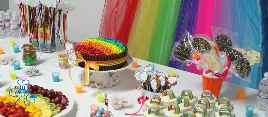 Fiesta Arcoíris: cómo planificar, decorar y disfrutar de un cumple colorido