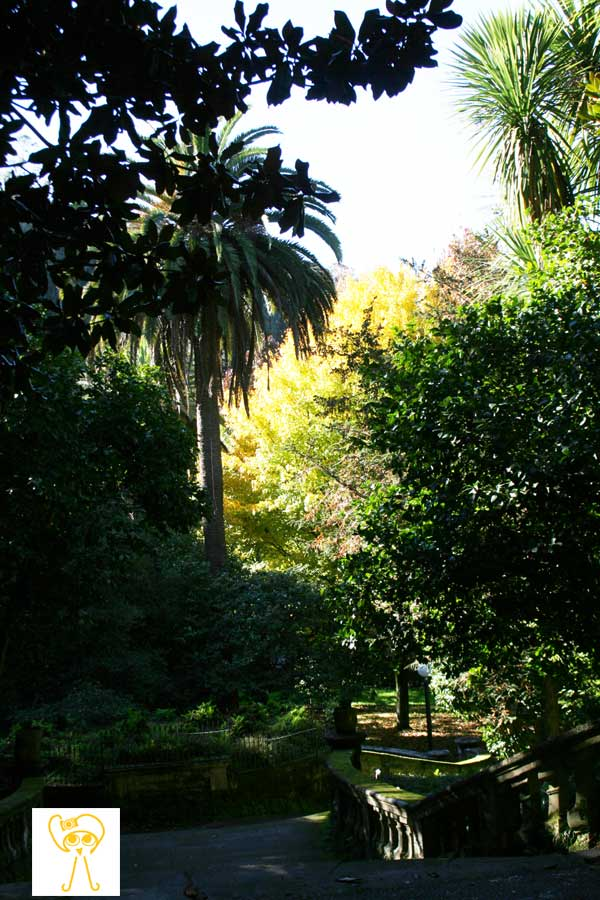 Jardines del Pazo de Lourizán