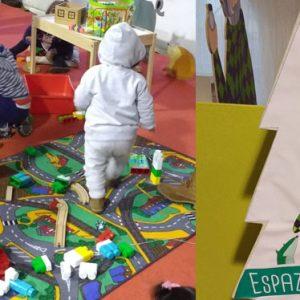 Pontexogos 2016 – experiencias sensoriales y  juegos para estimular la fantasia